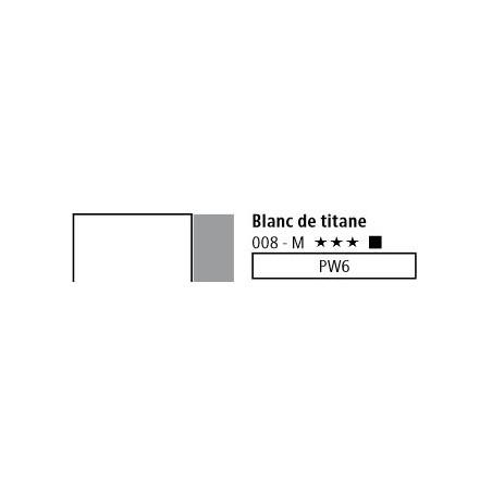 LOUVRE ACRYLIQUE 750ML 008 BLANC TITANE