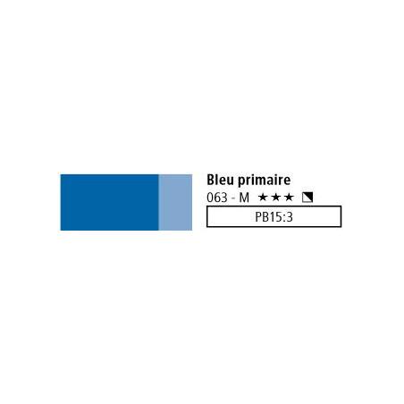 LOUVRE ACRYLIQUE 750ML 063 BLEU PRIMAIRE