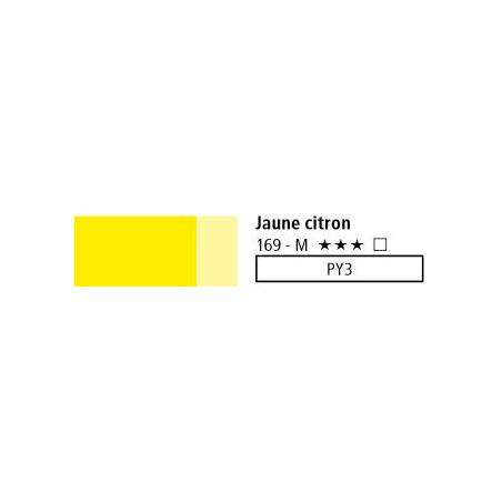 LOUVRE ACRYLIQUE 750ML 169 JAUNE CITRON