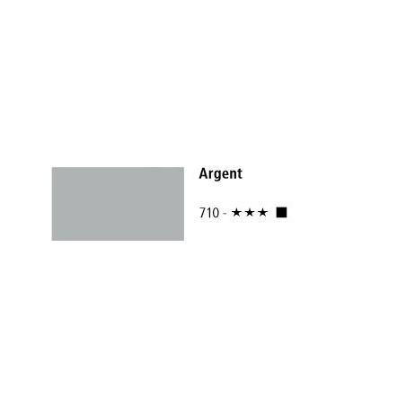 LOUVRE ACRYLIQUE 200ML 710 ARGENT