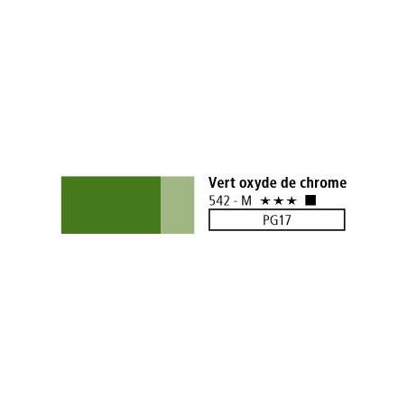 LOUVRE ACRYLIQUE 200ML 542 VERT OX. DE CHROME