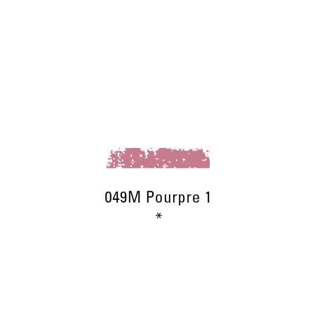 SCHMINCKE PASTEL TENDRE 049M POURPRE 1