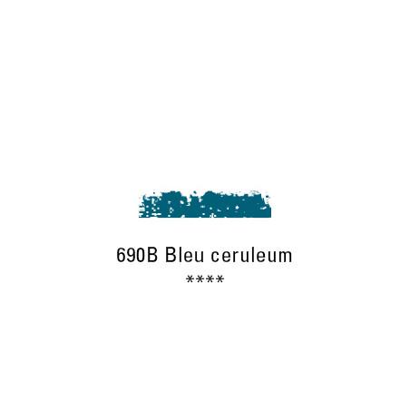 SCHMINCKE PASTEL TENDRE 690B BLEU CERULEUM