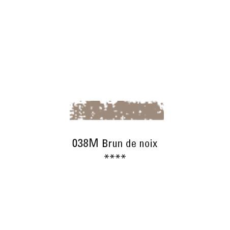 SCHMINCKE PASTEL TENDRE 038M BRUN DE NOIX