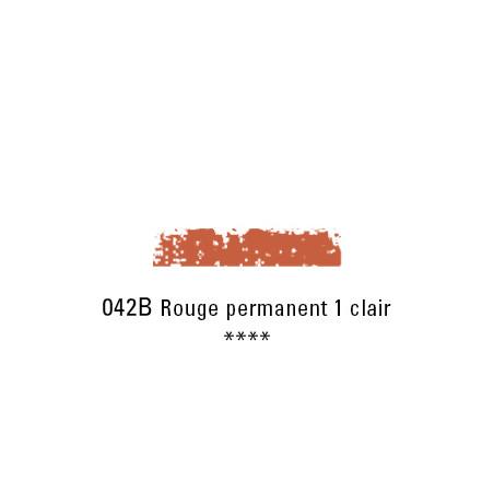 SCHMINCKE PASTEL TENDRE 042B ROUGE PERM 1 CL