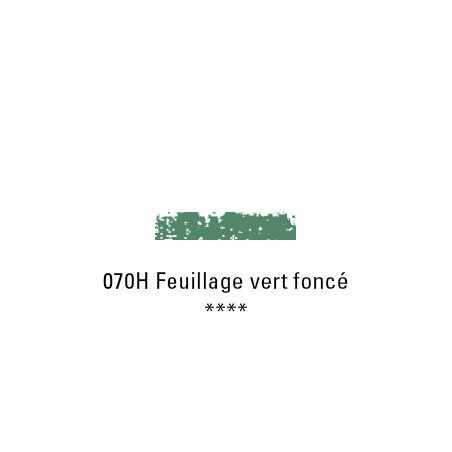 SCHMINCKE PASTEL TENDRE 070H FEUILLAGE VERT FC