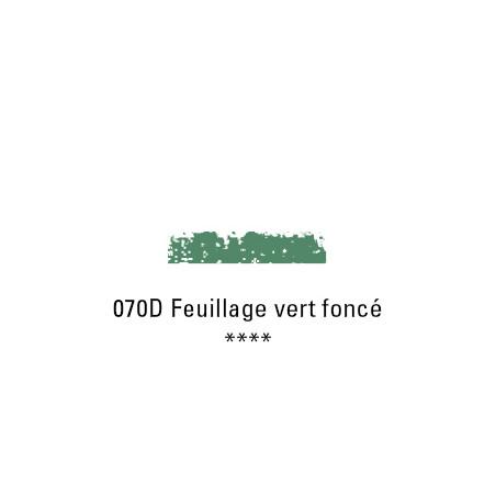 SCHMINCKE PASTEL TENDRE 070D FEUILLAGE VERT FC