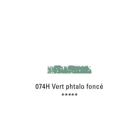 SCHMINCKE PASTEL TENDRE 074H VERT PHTALO FC