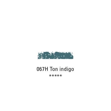 SCHMINCKE PASTEL TENDRE 067H TON BLEU INDIGO