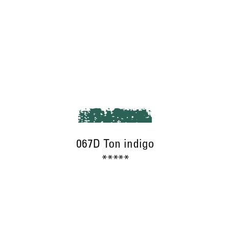 SCHMINCKE PASTEL TENDRE 067D TON BLEU INDIGO
