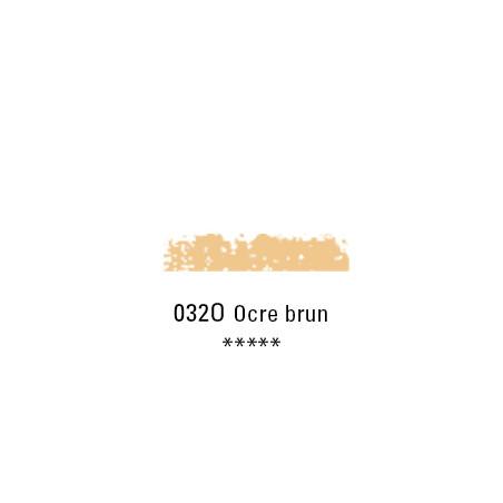 SCHMINCKE PASTEL TENDRE 032O OCRE BRUNE