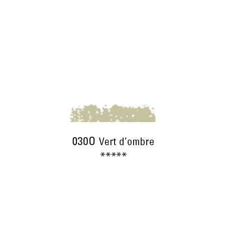 SCHMINCKE PASTEL TENDRE 030O VERT D'OMBRE