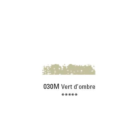 SCHMINCKE PASTEL TENDRE 030M VERT D'OMBRE