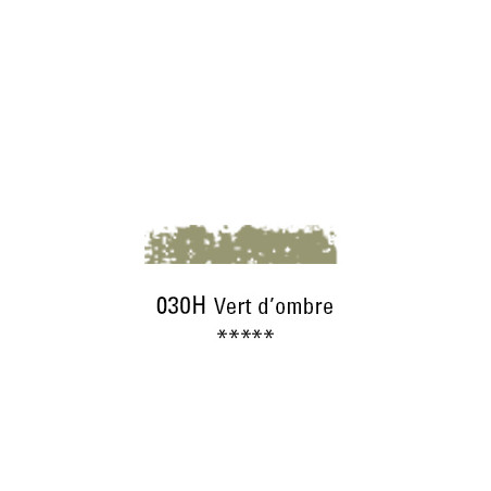 SCHMINCKE PASTEL TENDRE 030H VERT D'OMBRE