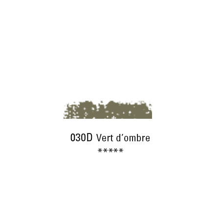 SCHMINCKE PASTEL TENDRE 030D VERT D'OMBRE