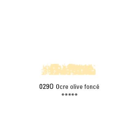 SCHMINCKE PASTEL TENDRE 029O OCRE OLIVE FC