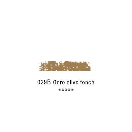 SCHMINCKE PASTEL TENDRE 029B OCRE OLIVE FC