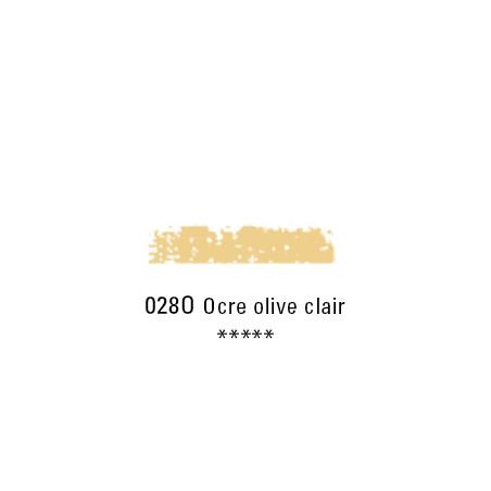 SCHMINCKE PASTEL TENDRE 028O OCRE OLIVE CL