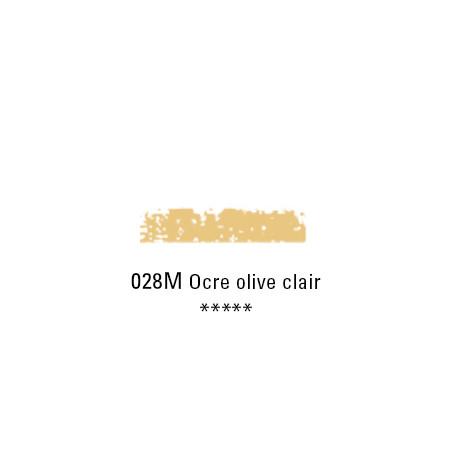 SCHMINCKE PASTEL TENDRE 028M OCRE OLIVE CL