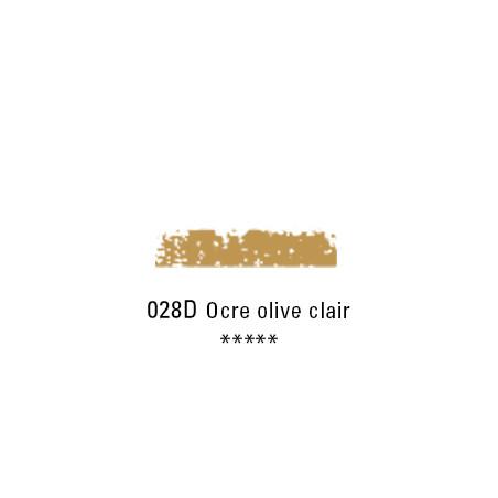 SCHMINCKE PASTEL TENDRE 028D OCRE OLIVE CL