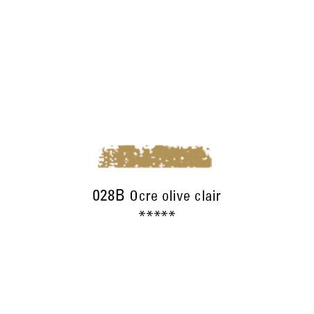 SCHMINCKE PASTEL TENDRE 028B OCRE OLIVE CL