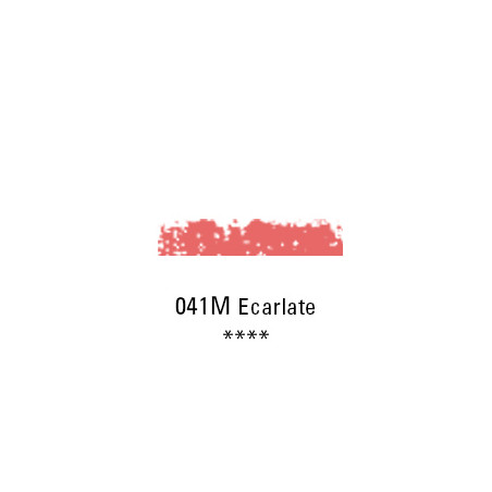 SCHMINCKE PASTEL TENDRE 041M ECARLATE
