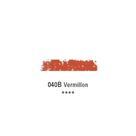 SCHMINCKE PASTEL TENDRE 040B VERMILLON