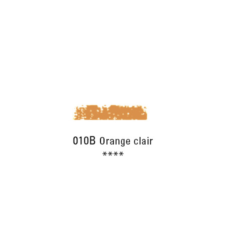 SCHMINCKE PASTEL TENDRE 010B ORANGE CLAIR