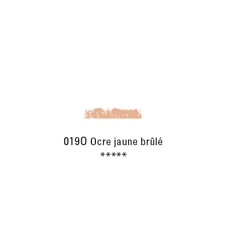 SCHMINCKE PASTEL TENDRE 019O OCRE JNE BRULEE