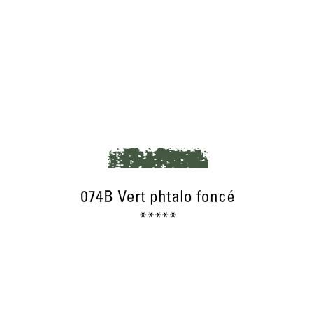 SCHMINCKE PASTEL TENDRE 074B VERT PHTALO FC