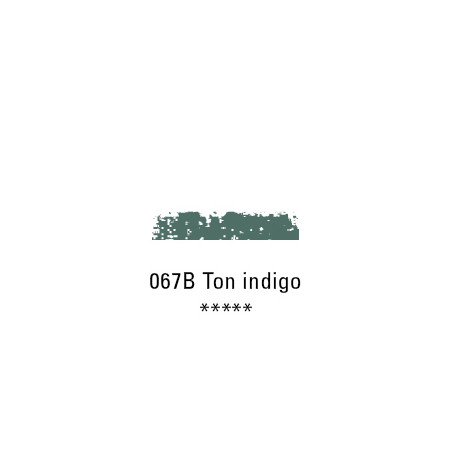 SCHMINCKE PASTEL TENDRE 067B TON BLEU INDIGO
