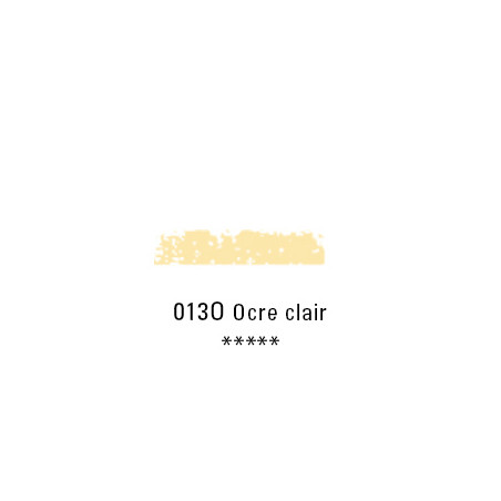 SCHMINCKE PASTEL TENDRE 013O OCRE CLAIR