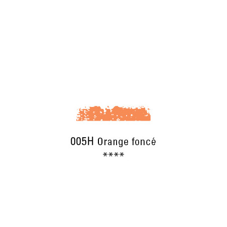 SCHMINCKE PASTEL TENDRE 005H ORANGE FONCE
