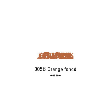 SCHMINCKE PASTEL TENDRE 005B ORANGE FONCE