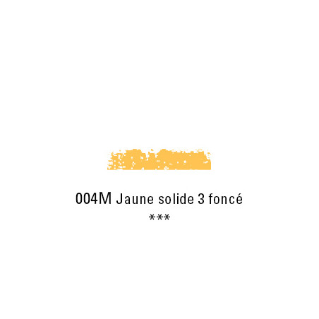 SCHMINCKE PASTEL TENDRE 004M JNE SOLIDE 3 FC