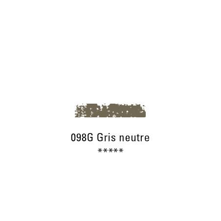 SCHMINCKE PASTEL TENDRE 098G GRIS NEUTRE