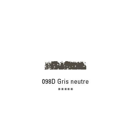 SCHMINCKE PASTEL TENDRE 098D GRIS NEUTRE