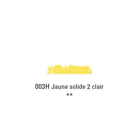 SCHMINCKE PASTEL TENDRE 003H JNE SOLIDE 2 CL