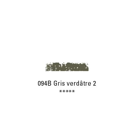 SCHMINCKE PASTEL TENDRE 094B GRIS VERDATRE 2