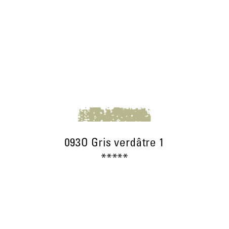 SCHMINCKE PASTEL TENDRE 093O GRIS VERDATRE 1