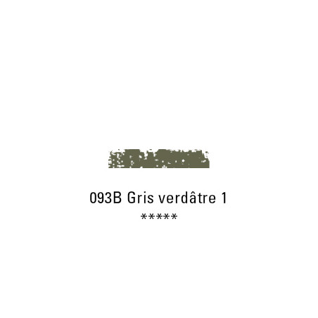 SCHMINCKE PASTEL TENDRE 093B GRIS VERDATRE 1