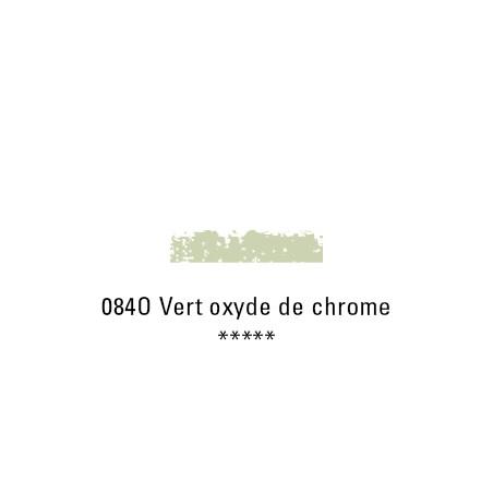 SCHMINCKE PASTEL TENDRE 084O VERT OXYDE CHR