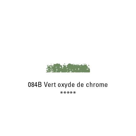 SCHMINCKE PASTEL TENDRE 084B VERT OXYDE CHR