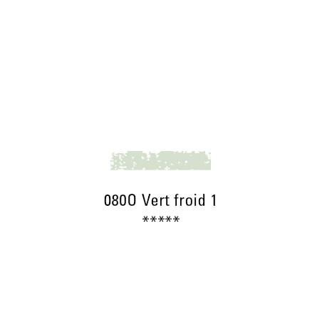 SCHMINCKE PASTEL TENDRE 080O VERT FROID 1