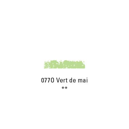 SCHMINCKE PASTEL TENDRE 077O VERT DE MAI