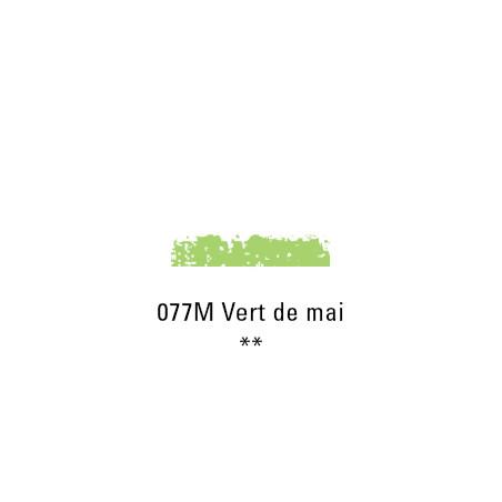 SCHMINCKE PASTEL TENDRE 077M VERT DE MAI