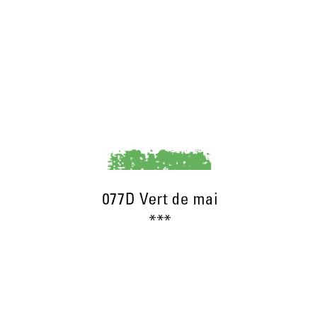 SCHMINCKE PASTEL TENDRE 077D VERT DE MAI