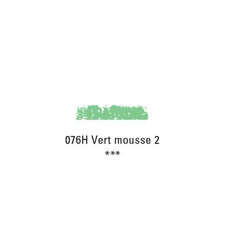 SCHMINCKE PASTEL TENDRE 076H VERT MOUSSE 2