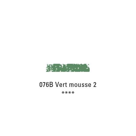 SCHMINCKE PASTEL TENDRE 076B VERT MOUSSE 2