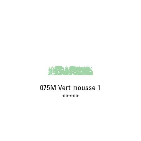 SCHMINCKE PASTEL TENDRE 075M VERT MOUSSE 1